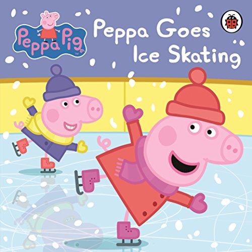 9780723293118: Peppa Pig: Peppa Goes Ice Skating