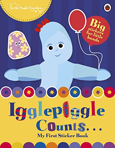 9780723293224: In the Night Garden: Igglepiggle Counts