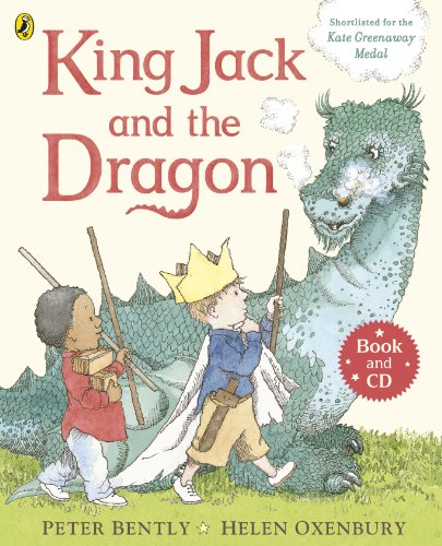 9780723293439: King Jack and the Dragon Book and CD