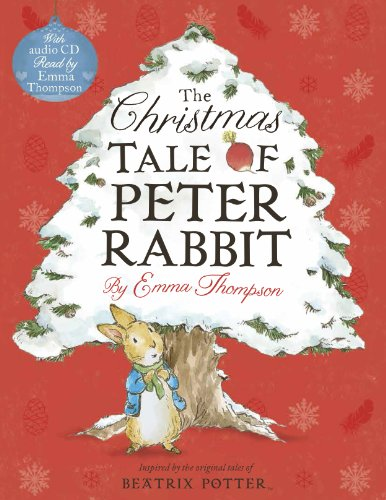 9780723293682: The Christmas Tale of Peter Rabbit Book and CD