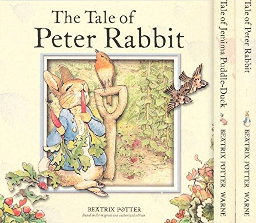 9780723293705: Peter Rabbit/Jemima Puddle Duck Board Book Set