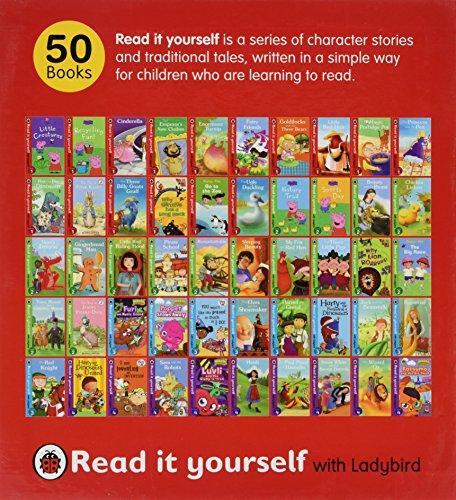 9780723293811: Read It Yourself! 50 Volume Box Set