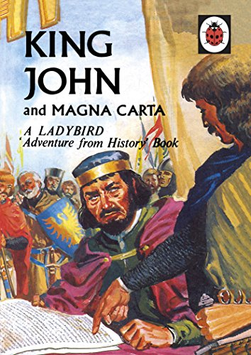 9780723294023: King John and Magna Carta (Adventure from History)