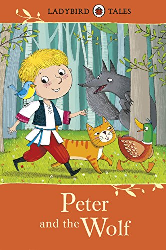 9780723294511: Ladybird Tales Peter And The Wolf Mini Hardback Edition