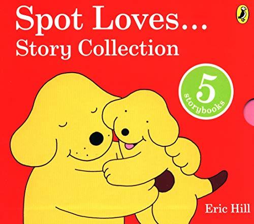 9780723294788: Spot Loves x 5 Slipcase