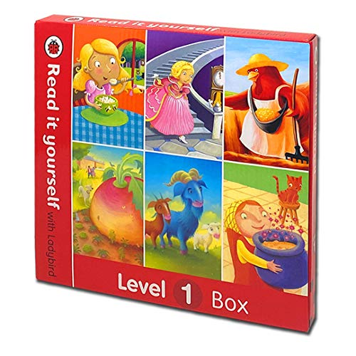 9780723294795: Read It Yourself With Ladybird - Level One Box