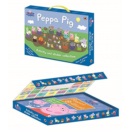 9780723294979: Peppa Pig: Activity Carry Case (komplekt iz 10 knig)