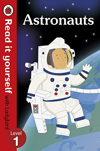 9780723295044: Read It Yourself with Ladybird Astronauts