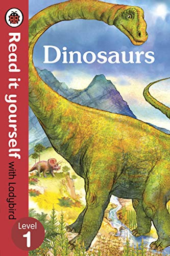 9780723295068: Dinosaurs - Read it yourself with Ladybird: Level 1 (non-fiction)