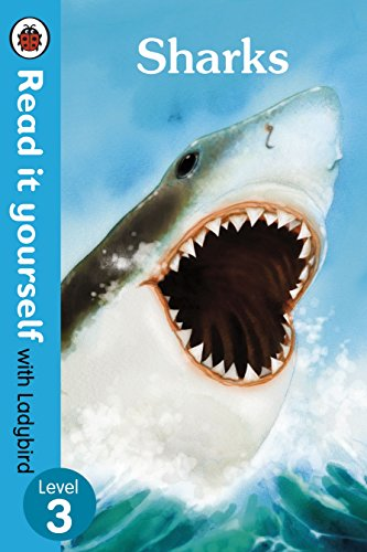 9780723295136: Read It Yourself with Ladybird Sharks