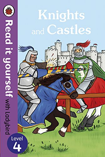 9780723295143: Read It Yourself with Ladybird Knights and Castles