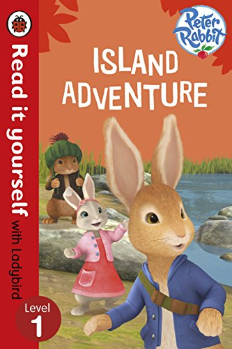 9780723295211: Read It Yourself with Ladybird Peter Rabbit Island Adventure