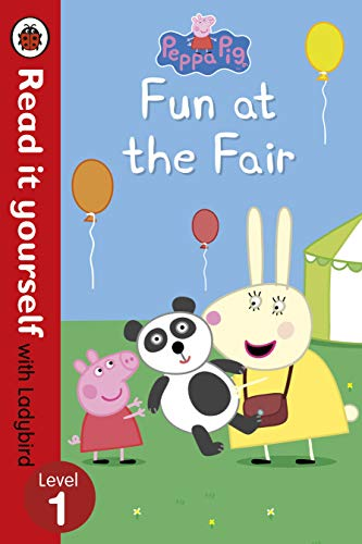 9780723295228: Peppa Pig: Fun at the Fair - Read it yourself with Ladybird: Level 1
