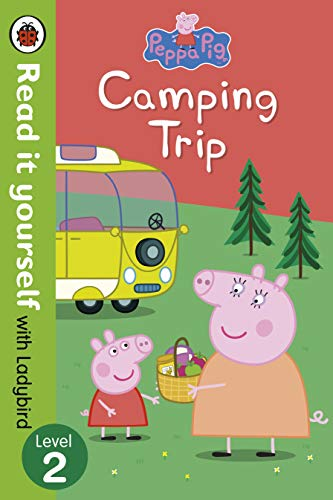 9780723295297: Peppa Pig: Camping Trip - Read it yourself with Ladybird: Level 2
