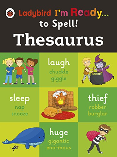 9780723295501: Ladybird I'm Ready To Spell Thesaurus