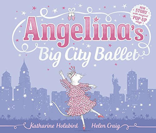 9780723295570: Angelina's Big City Ballet (Angelina Ballerina)