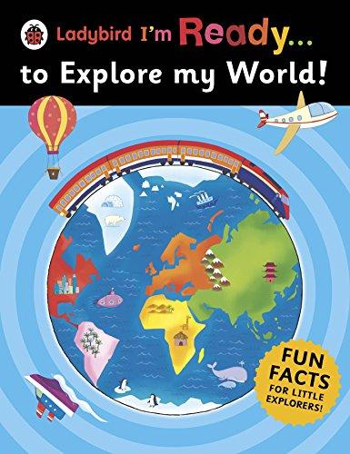 9780723295679: Ladybird Im Ready To Explore My World