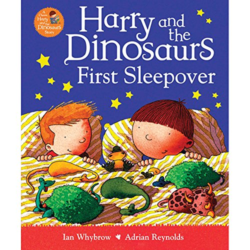 9780723295792: Harry And The Dinosaurs First Sleepover