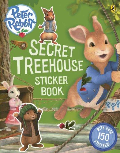 9780723295815: Peter Rabbit Animation: Secret Treehouse Sticker Activity Book