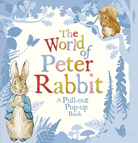 9780723295891: The World of Peter Rabbit Pop-up Book: A Pull-out And Pop-up Book