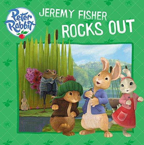 9780723295976: Jeremy Fisher Rocks Out (Peter Rabbit Animation)