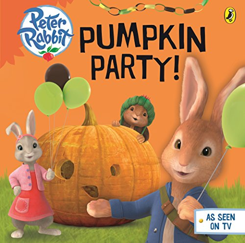 9780723295983: Peter Rabbit Animation: Pumpkin Party