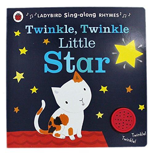 9780723296010: Twinkle, Twinkle Little Star Ladybird Sing-Along Rhymes