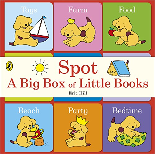 9780723296355: Spot: A Big Box of Little Books