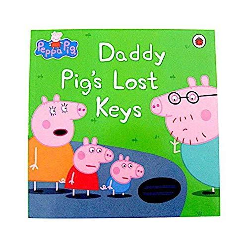 9780723296850: Peppa Pig: Daddy Pig's Lost Keys