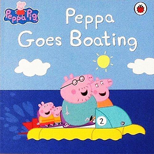 9780723296898: Peppa Pig: Peppa Goes Boating