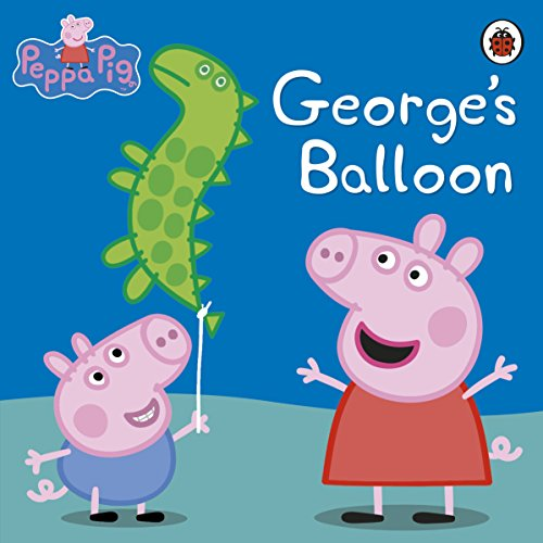 9780723297178: Peppa Pig: George's Balloon
