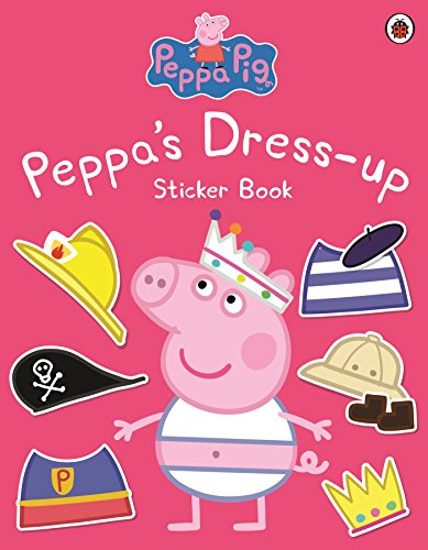 9780723297185: Peppa Pig: Peppa Dress-Up Sticker Book
