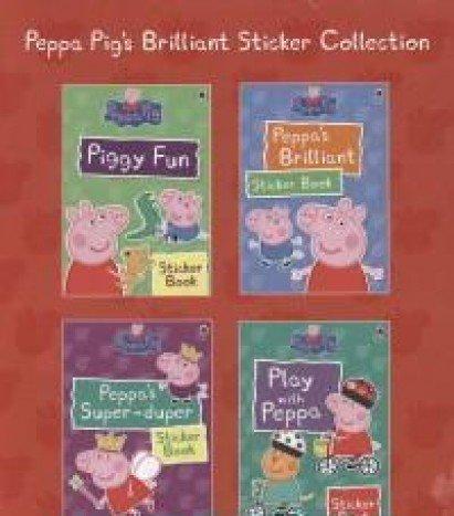 9780723297239: Peppa Pig Shrinkwrap Pack 2014