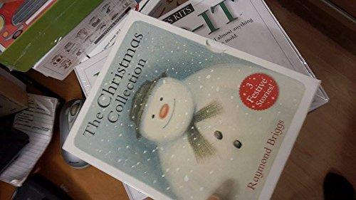 9780723297437: Christmas Collection Box Set (The Snowman and Father Christmas). Raymond Briggs. RRP £20.97