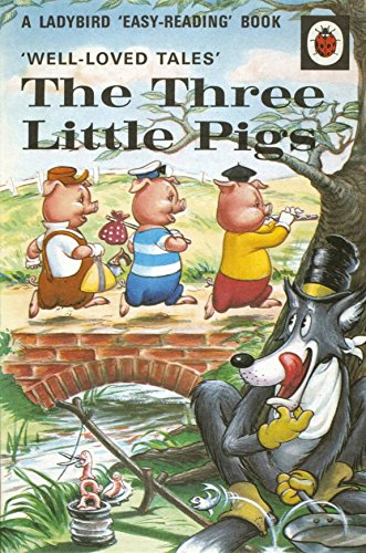 9780723297581: The Three Little Pigs (Well-Loved Tales)