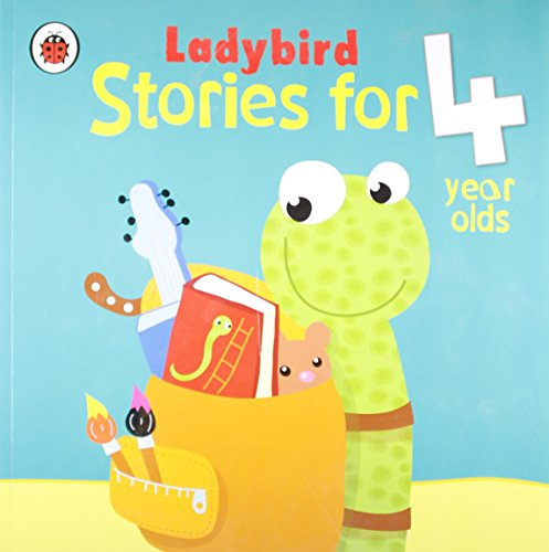 9780723297727: Ladybird Stories for 4 Year Olds