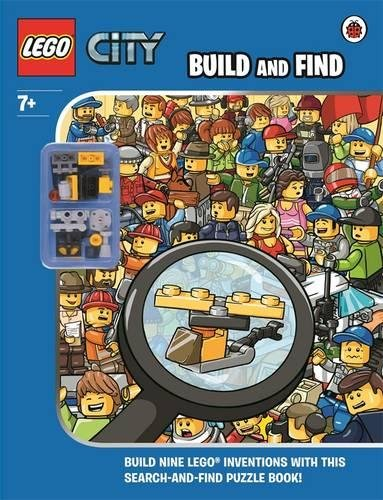 9780723297741: Lego City. Build And Find (+ Minifigure)