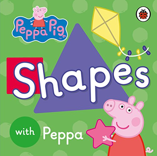 9780723297802: Peppa Pig: Shapes