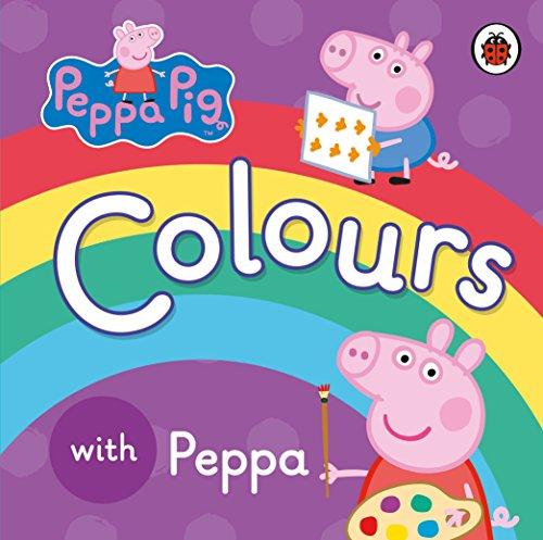 9780723297833: Peppa Pig: Colours