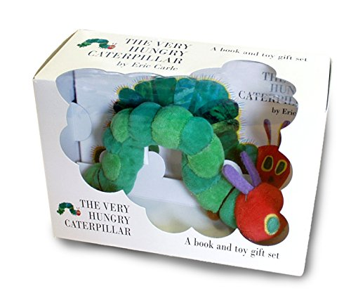 9780723297857: The Very Hungry Caterpillar: Book and Toy Gift Set