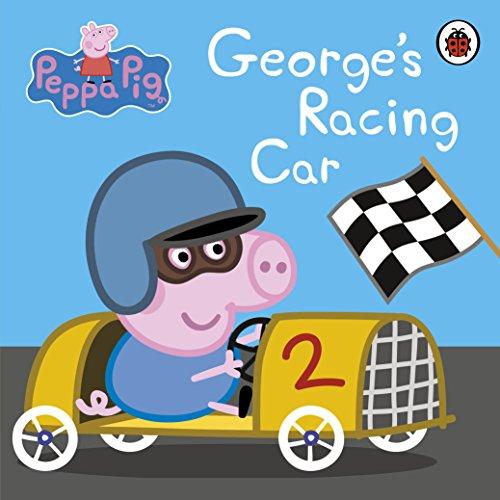 9780723297901: Peppa Pig: George's Racing Car