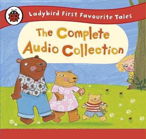9780723298113: Ladybird First Favourite Tales: The Complete Audio Collection (Ladybird Audio Tales)