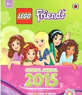 9780723298618: Lego Friends Official Annual 2015