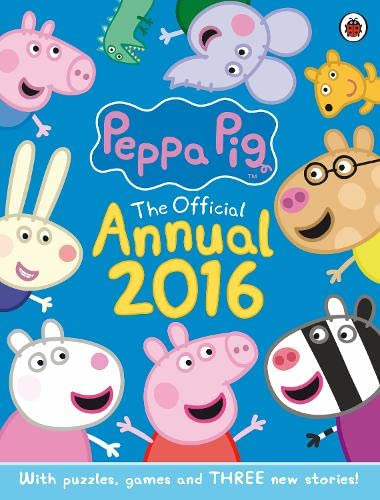 9780723299301: Peppa Pig Official Annual 2016