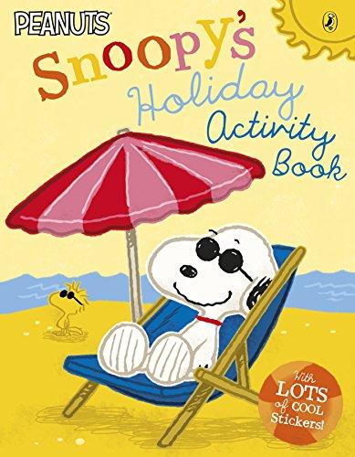 9780723299370: Peanuts: Snoopy's Holiday Activity Book