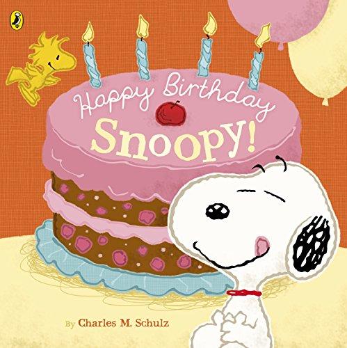 9780723299387: Peanuts: Happy Birthday Snoopy!