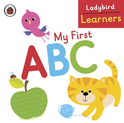 9780723299608: My First ABC: Ladybird Learners