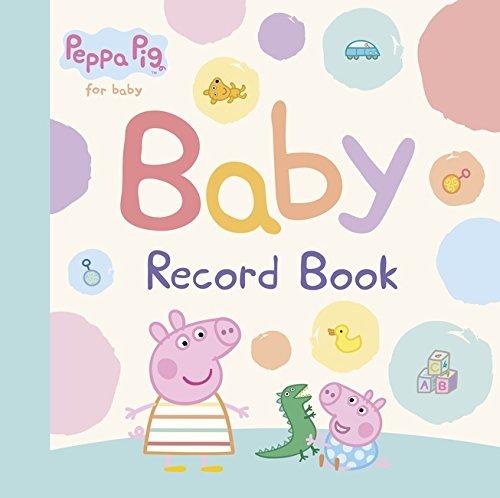 9780723299912: Peppa Pig Baby Record Book