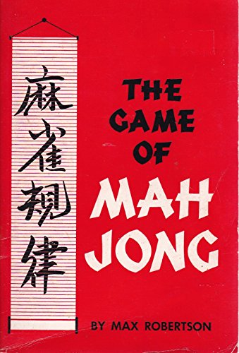 9780723303060: The Game of Mah Jong