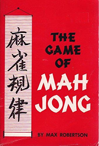 9780723303060: The Game of Mah Jong